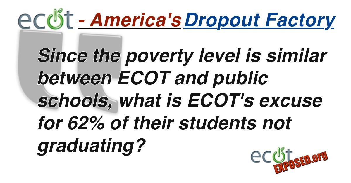 ECOT poverty credo