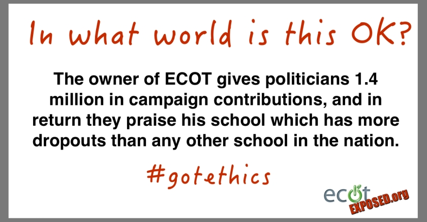 ECOT unethical 1